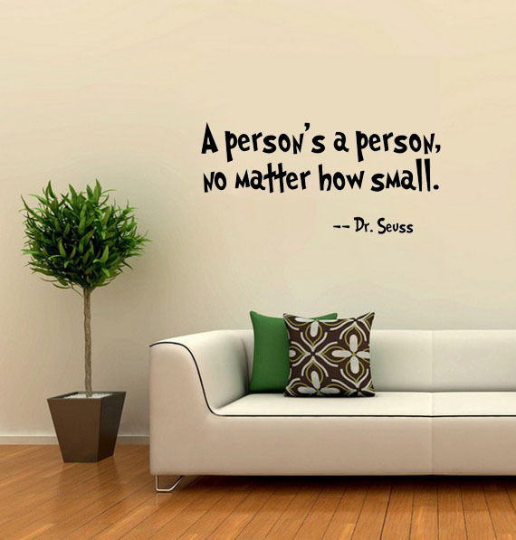NEW-Dr-Seuss-A-Person-s-A-Person-No-Matter-How-font-b-Small-b-font